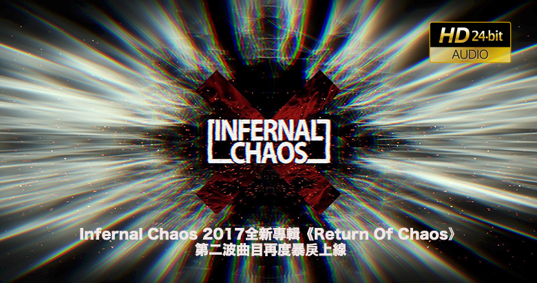 Infernal Chaos - Return of Chaos - World of Chaos