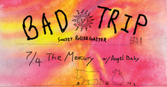 落日飛車 Sunset Rollercoaster BAD TRIP TOUR 高雄場