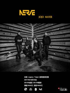 2017 Jojo Mayer / Nerve 亞洲巡迴 台灣站