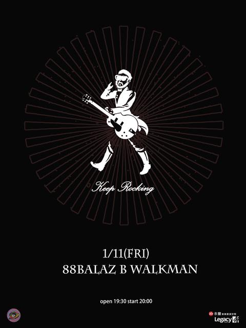B WALKMAN TOUR 2019-台北場