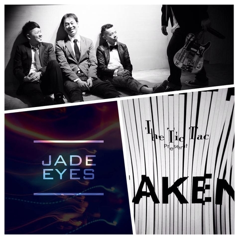 PIPE Saturday Live  The Tic Tac,孔雀眼Jade Eyes,平克孩子 PINK HAZE