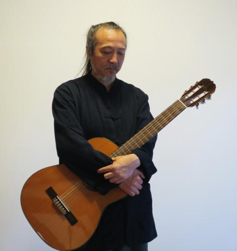 袁中平四十年中西民歌回顧演唱會