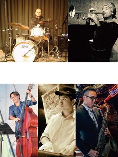 X Jazz Men quintet