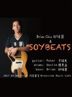 ** Funk Jazz ** 邱培榮 Brian & Soybeats