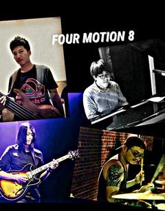 FOUR MOTION 8 / T.B.A.