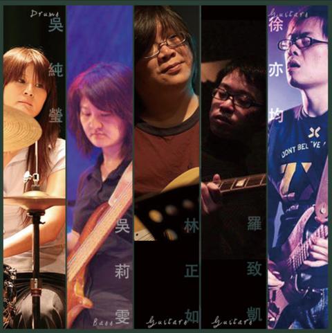 「Riverside Jazz Collective III 」- MI同學會之Kind of Blues   羅致凱/徐亦均/林正如/吳純瑩/吳莉雯