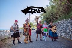 【那個。河岸】Azua首張創作專輯One巡迴