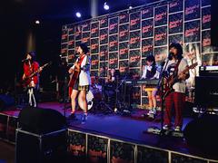 少女搖滾樂團Project 88 萬聖節搖滾之夜