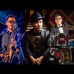 《河岸過冬18週年爵士精選》徐崇育爵士三重奏 Vincent Hsu Trio