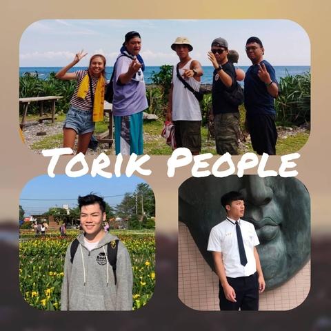 都歷人樂團 Torik People