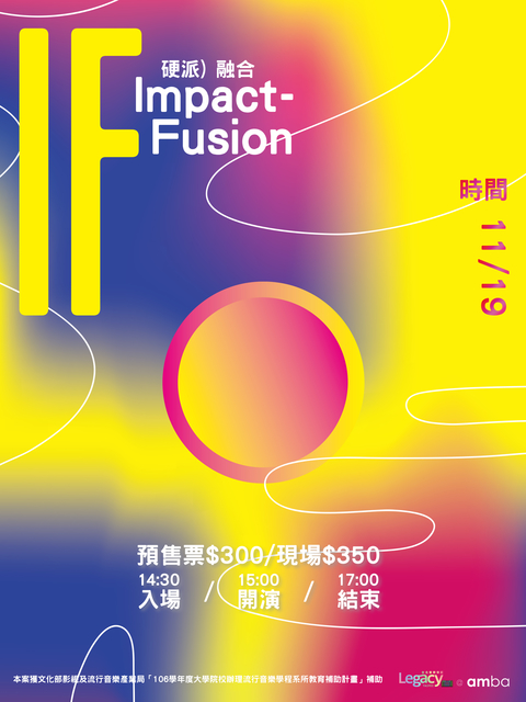 【Legacy mini @ amba】IMPACT Fusion(IF)
