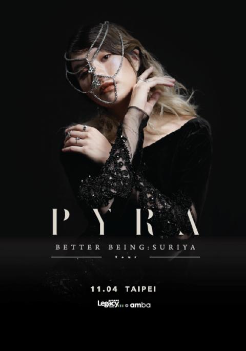【Legacy mini @ amba】Better Being: Suriya Tour with Walrussound – Taipei
