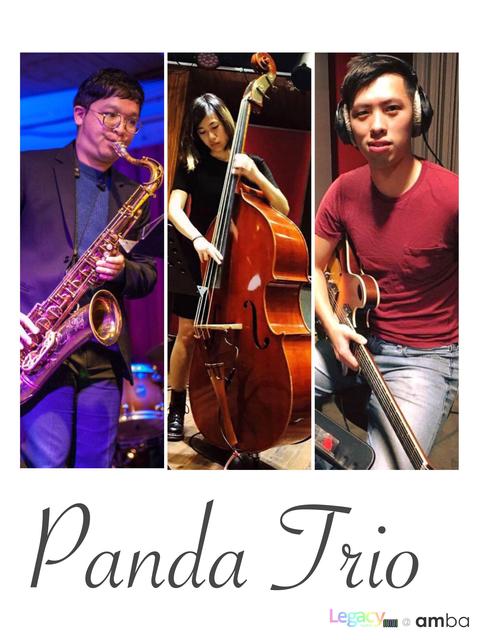 【Legacy mini @ amba】 Panda Trio