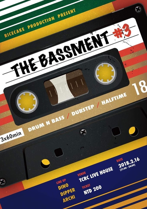 Riceckae Production:The Bassment #3