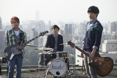 hush!第二張全創作專輯《異常現象》巡迴 高雄場