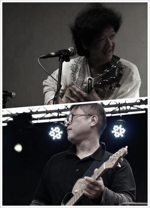 海豚樂隊~阿倫&小明 Acoustic Guitars Live