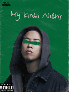 Legacy Presents【2019鐵漢柔情】國蛋My Kinda Night-台中場