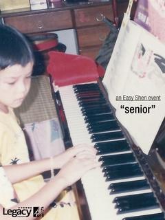 """an Easy Shen event - """"senior"""""""