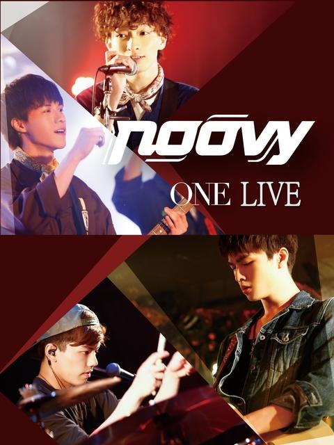 noovy - ONE LIVE