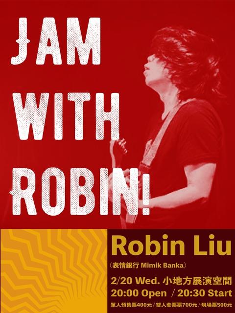 Jam with Robin!