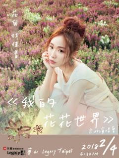 《我的花花世界》台北演唱會