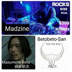 Madzine/Masumoto Kota/Betobeto-San