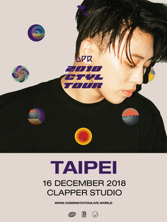 DPR - Coming To You Live 2018 World Tour in Taipei