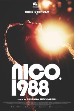 Nico,地下絲絨之後 Nico, 1988