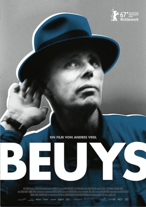 狂人波伊斯 Beuys